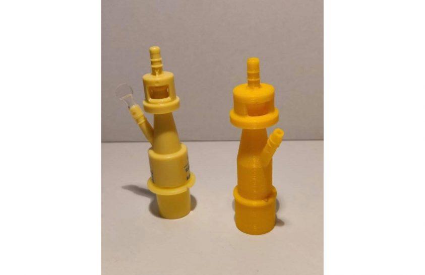 3D nyomtatás ment életeket a koronavírus-járványban