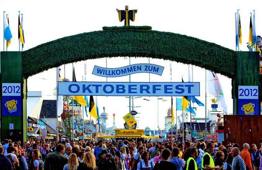 Mekkora az Oktoberfest metánkibocsátása?