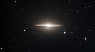 Sombrero Galaxis