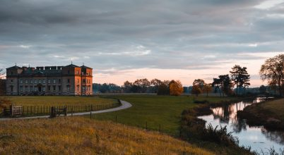 Croome Court, Worchestershire, UK