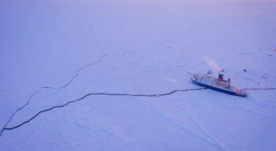 Tavaszodik a sarkvidéken – hol jár a Polarstern?