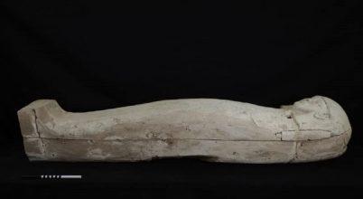 Előkelő tinédzser múmiájára bukkantak