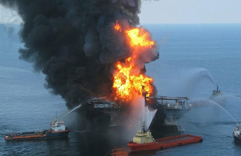 2010-ben történt a Mexikói-öböl nagy olajkatasztrófája