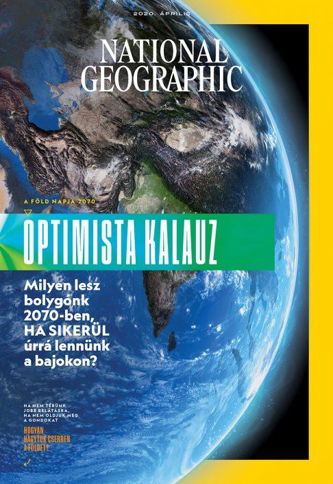 National Geographic Magazin - 2020. április