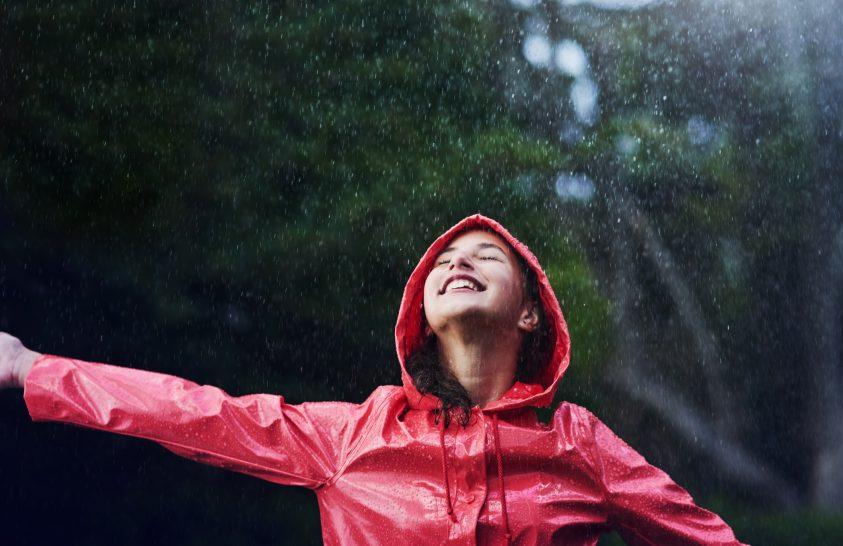 Nem csak az emberek szeretik az eső illatát