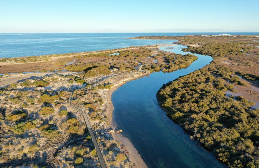 Gyors ütemben növekszik az ausztrál folyótorkolatok vízhőmérséklete