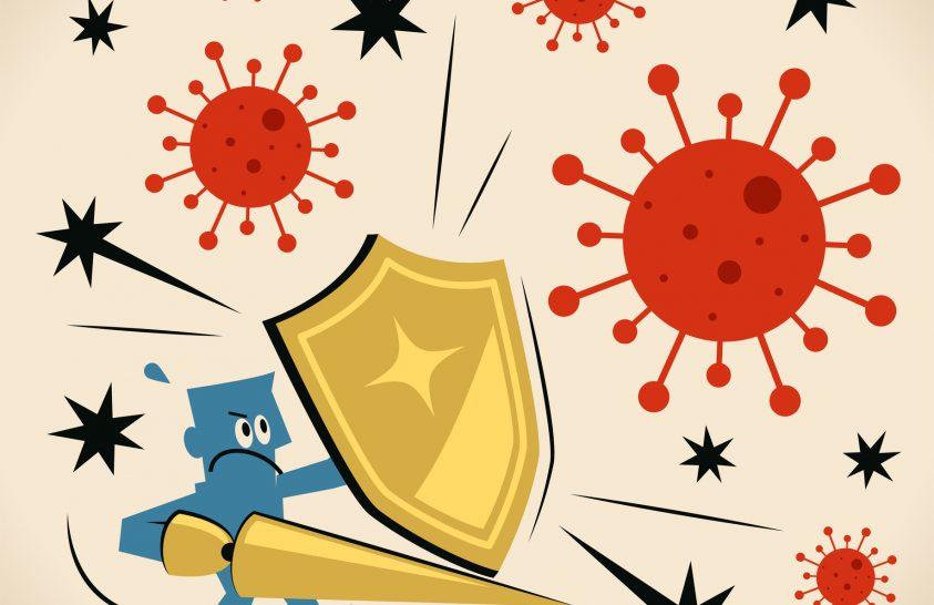 Immunrendszerünk harca a betolakodók ellen