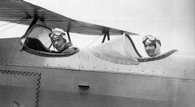 Első randevú egy repülőgépen