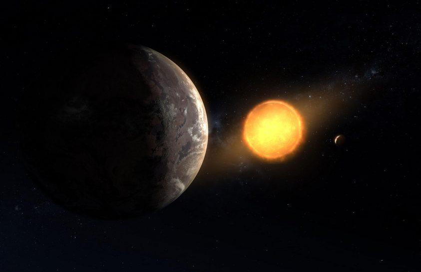 Föld-szerű bolygót találtak