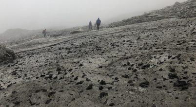 Viking utat fedett fel az olvadó jég
