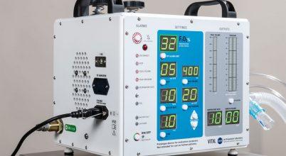 Lélegeztetőgépet fejlesztett a NASA