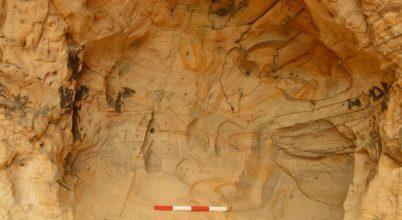 Vasúti munkások bukkantak egy középkori szentélyre