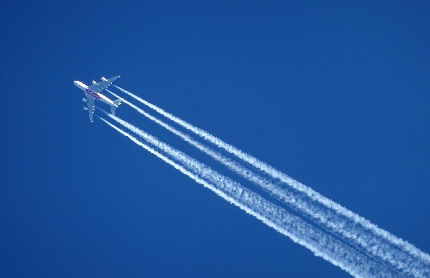 Már egy ideje alig szántják az eget a repülők
