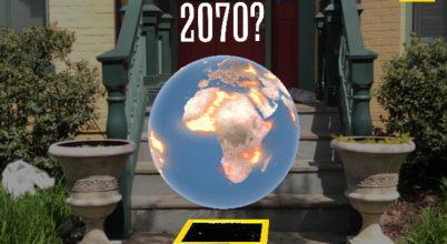 Interaktív borítóval készül a National Geographic a Föld napjára