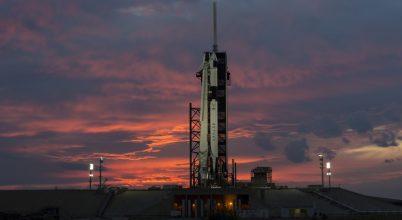 Hamarosan indulhat az első, űrhajósokat szállító SpaceX az ISS-re