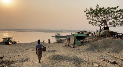 A járvány miatt Mianmarban rekedt az őseink nyomában járó újságíró