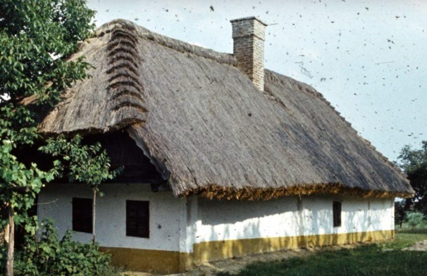 Zsúptetős házak és szerek között az Őrségi Nemzeti Parkban