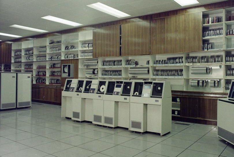 Az első népszámlálás, melyben számítógép is részt vett