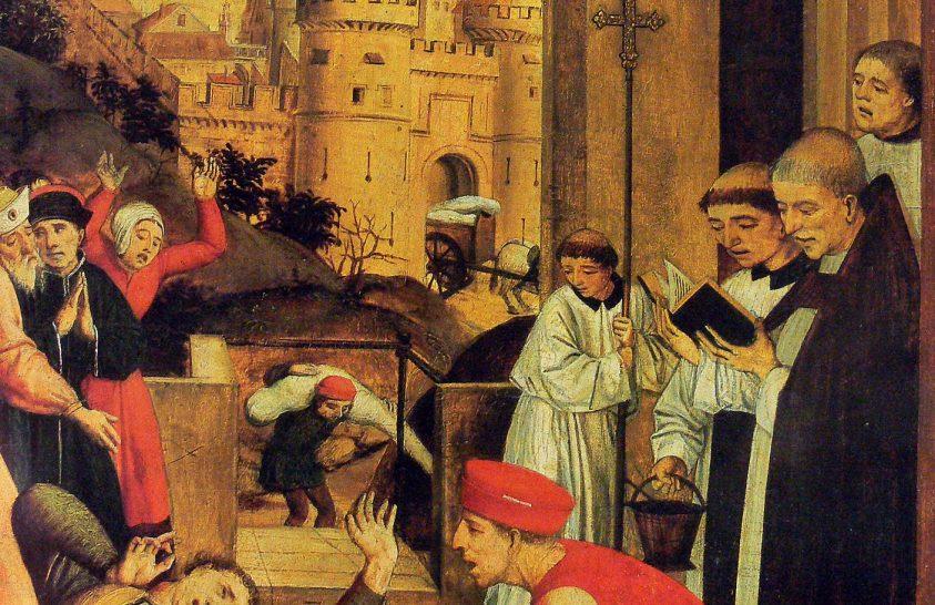 Kevesebb áldozata lehetett 6. századi pestisjárványnak