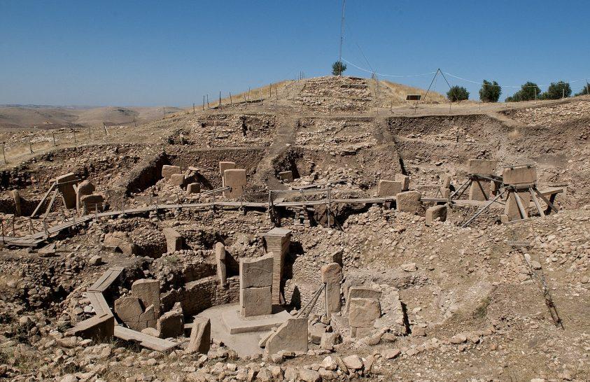 Lenyűgöző a világ legősibb templomának geometriája