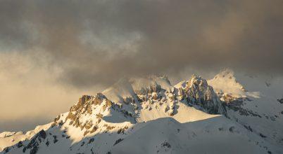 A nap és a hegy szerelme