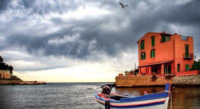 Porticello halászfalu
