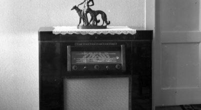 A háború után újra megszólalt a magyar rádió