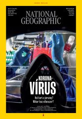 National Geographic 2020. májusi címlap