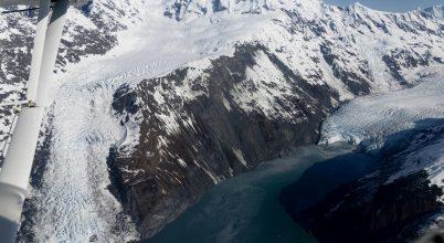 Instabillá vált egy alaszkai hegyoldal – ez cunami-veszélyt jelent