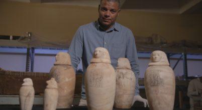 Egyedülálló felfedezés Egyiptomban: régészek 2600 éves sírkamrát találtak