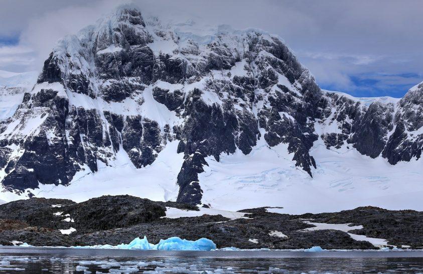 Erdők borították Antarktikát