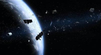 Új koncepció született az űr megtisztítására