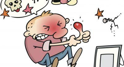 A káromkodás csökkentheti a fájdalom érzetét?