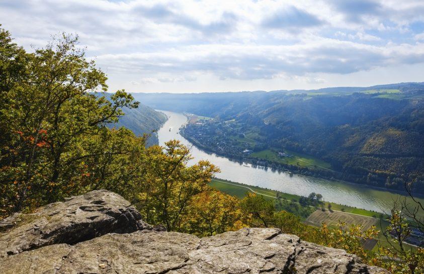 Rövidebb és keskenyebb lett a Duna
