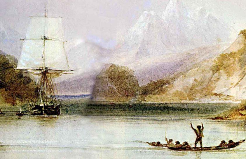 Darwin hajójának nyomában