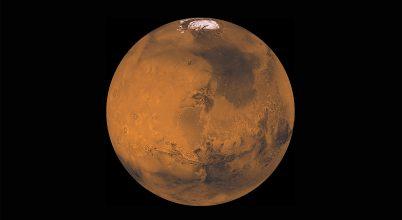 Vízjég-lavinák nyomait azonosíthatták a Marson