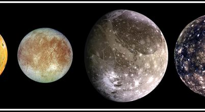 Hogyan születtek a Jupiter nagy holdjai?