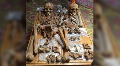 Ősi harcosnők sírjára bukkantak