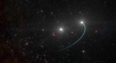 A legközelebbi fekete lyuk 1000 fényévre található