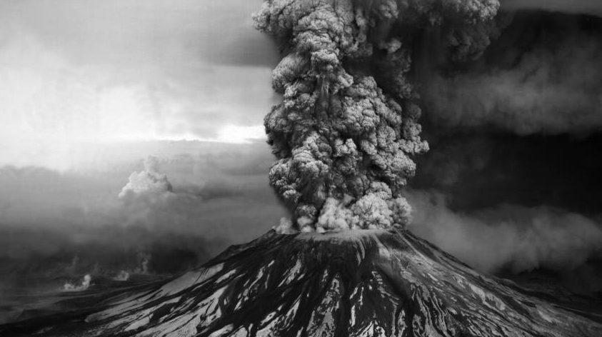 Az USA történelmének legnagyobb hatású vulkánkitörése