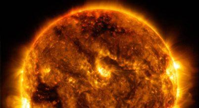 A Nap jóval nyugodtabb rokonainál