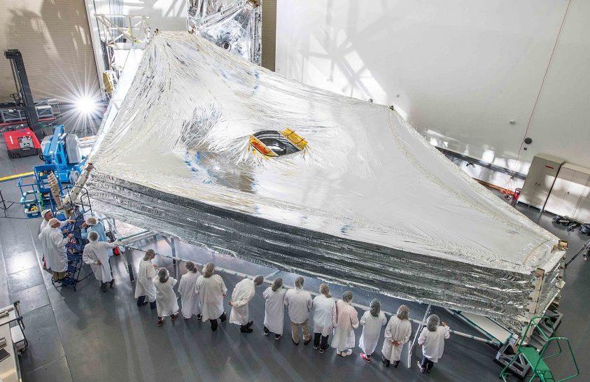 Tovább csúszik a James Webb űrtávcső indítása
