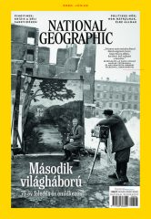 National Geographic 2020. júniusi címlap