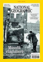 National Geographic 2020. júniusi címlap