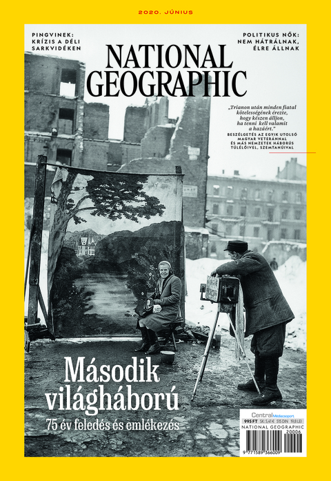 National Geographic Magazin - 2020. június