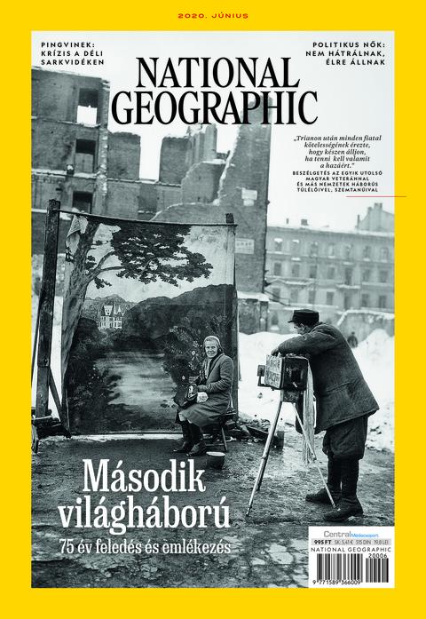 National Geographic Magazin - 2020. június
