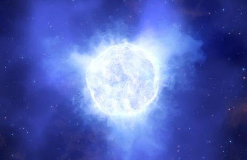 A csillaghalál új típusa lehetett
