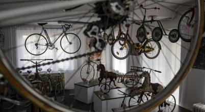 Kerékpármúzeum nyílik Balassagyarmaton