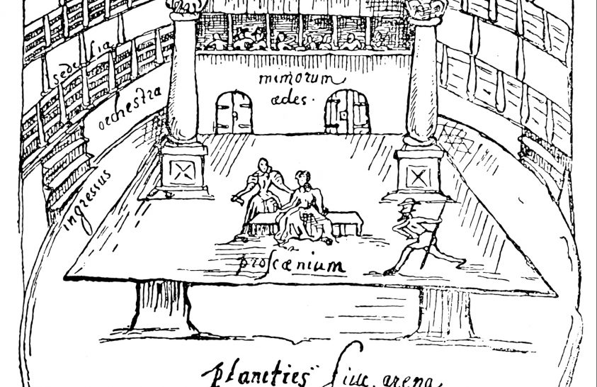 Megtalálhatták London legkorábbi színházát