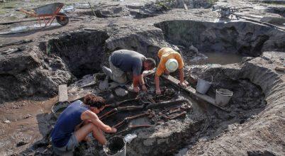 DNS-vizsgálat mutatott rá, ki is feküdt az ókori sírban